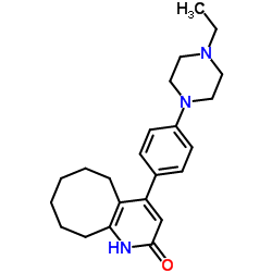 4-(4-(4-ethylpiperazin-1-yl)phenyl)-5,6,7,8,9,10-hexahydrocycloocta[b]pyridin-2(1H)-one