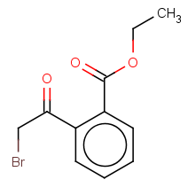 ethyl 2-bromoacetylbenzoate