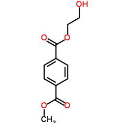 terephthalic acid-(2-hydroxy-ethyl ester)-methyl ester