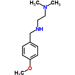 N'-(4-methoxy-benzyl)-N,N-dimethyl-ethylenediamine