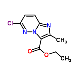 ethyl 6-chloro-2-methyl-imidazo[2,1-f]pyridazine-3-carboxylate