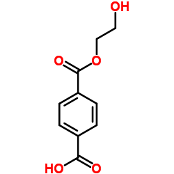 terephthalic acid mono-(2-hydroxy-ethyl ester)