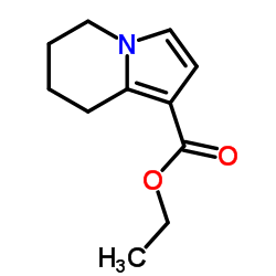 Ethyl 5,6,7,8-tetrahydro-1-indolizinecarboxylate