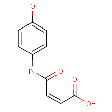 N-(4-hydroxyphenyl)-maleamic acid